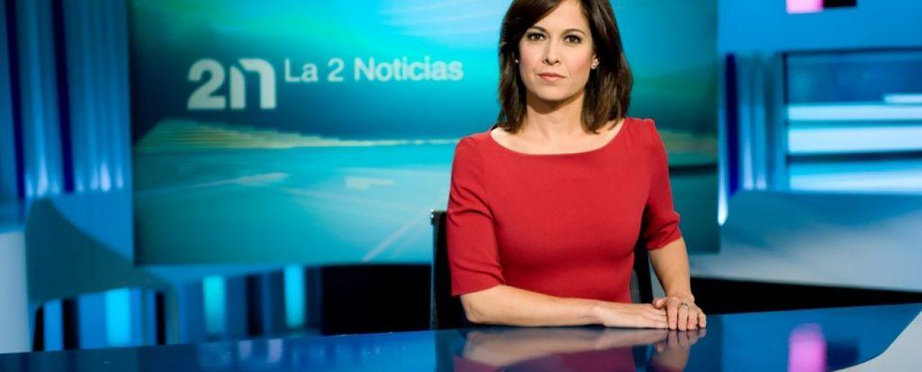 Entrevista en La 2 Noticias