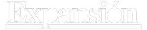 Logo Expansión Blanco (España)
