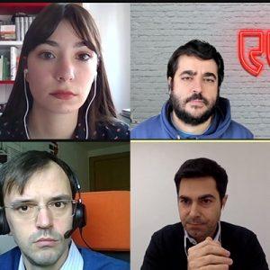 Hablando de transformación digital en «El Español»