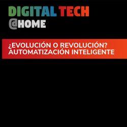 Keynote en «Digital Tech Congress dedicado a la Automatización y la Robótica»